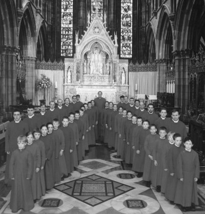 St Mary's Episcopal Cathedral Choir