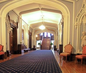 Trafalgar Castle School, Whitby, Ontario, Canada